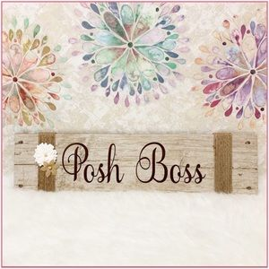Posh Boss Tile